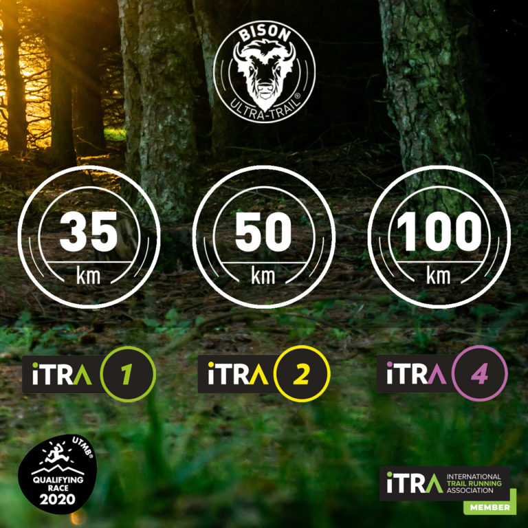 Bison Ultra-Trail® with ITRA points!