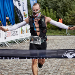 Historic first winners of the Bison Ultra-Trail® 1st edition
