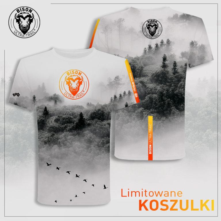 Koszulki Bison Ultra-Trail®