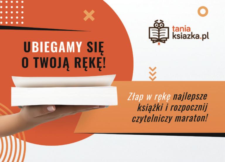 Księgarnia Tania Książka wspiera Bison Ultra-Trail®