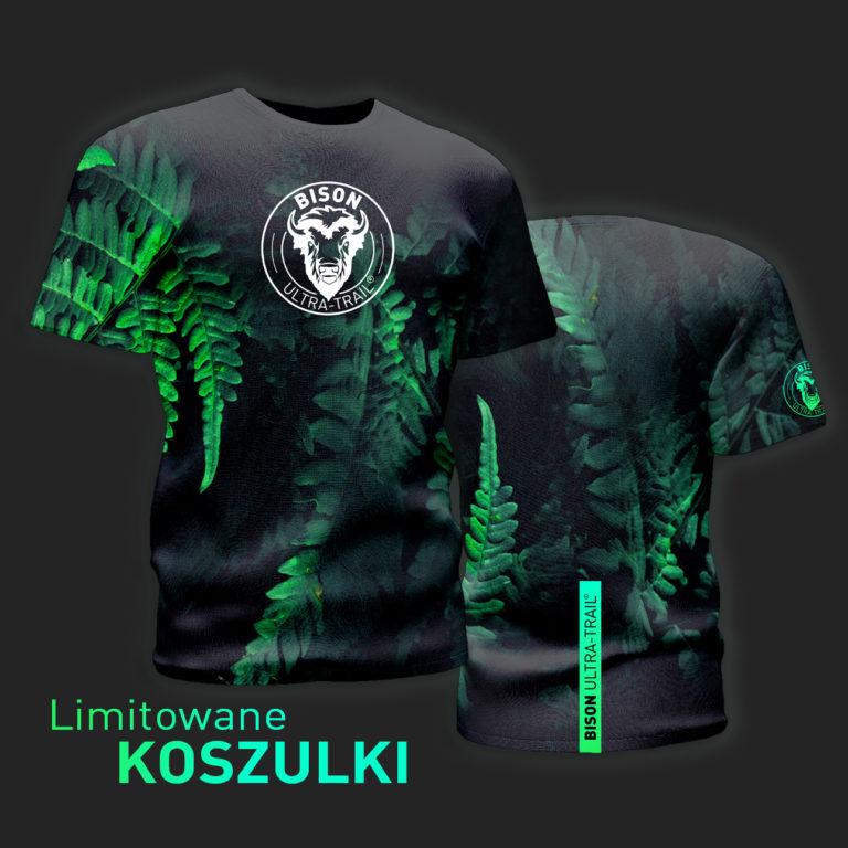 Limitowane koszulki