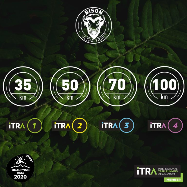 Bison Ultra-Trail® 70 z 3 pkt. iTRA