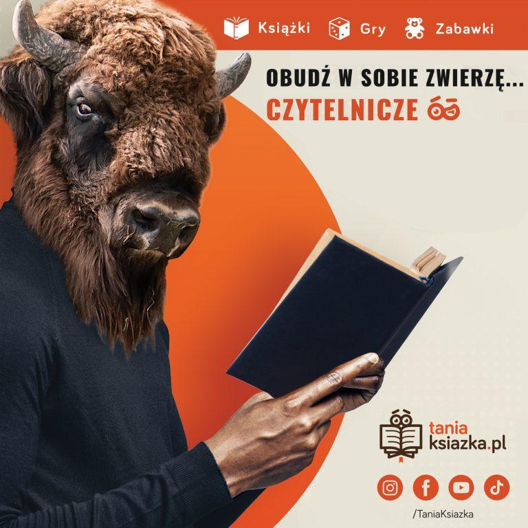 Tania Książka wspiera Bison Ultra-Trail!