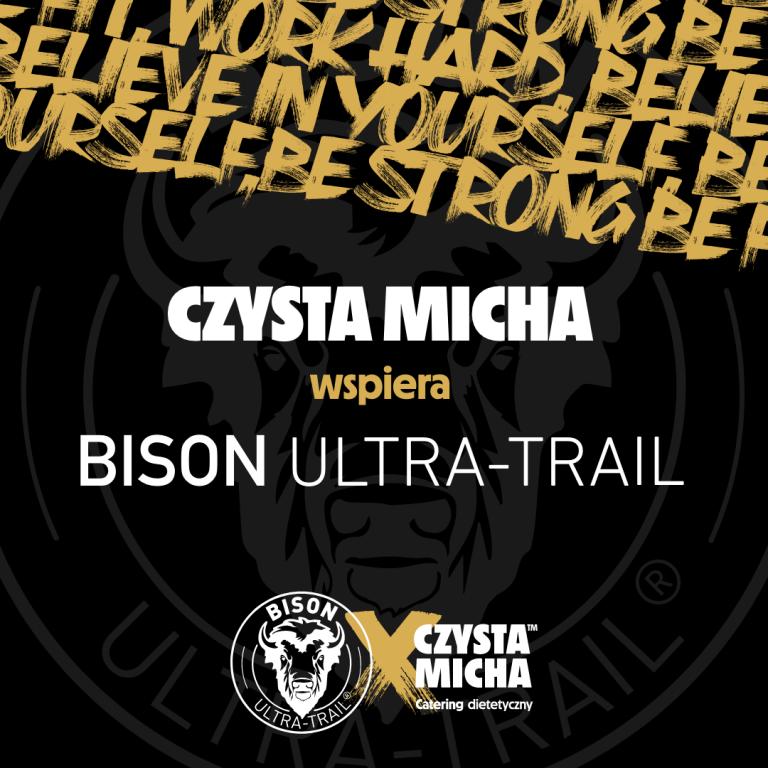Czysta Micha Partnerem Bison Ultra-Trail