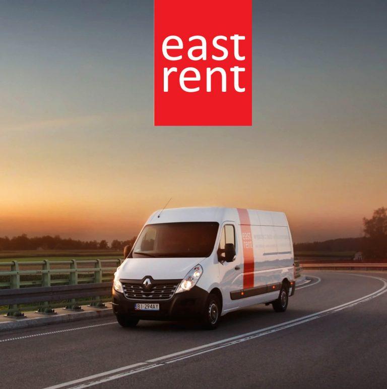 EastRent wspiera logistycznie Bisona!